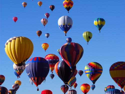 A Sky Full of Color: Live from the Albuquerque Balloon Fiesta