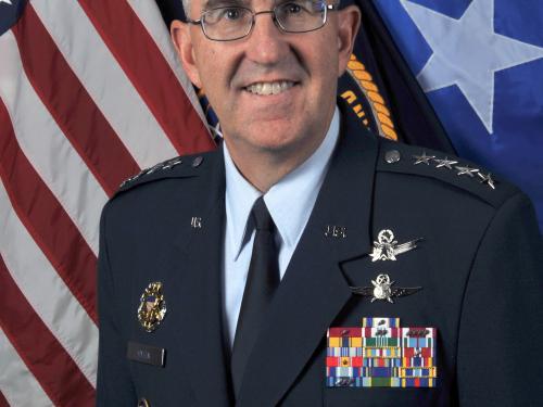 Gen. John E Hyten