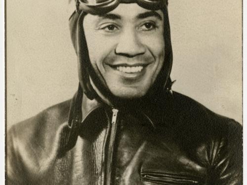Portrait of Dale L. White