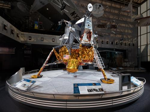 Image of the Lunar Module 2