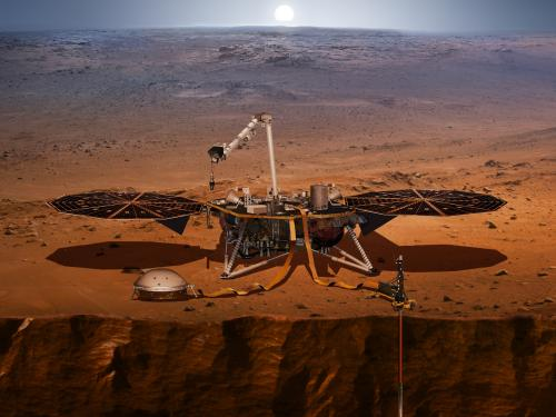 InSight Probes the 'Inner Space' of Mars