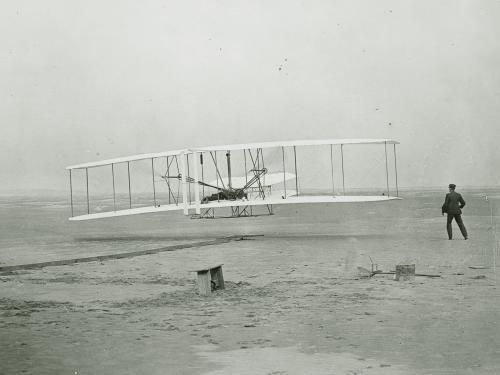 First Flight?