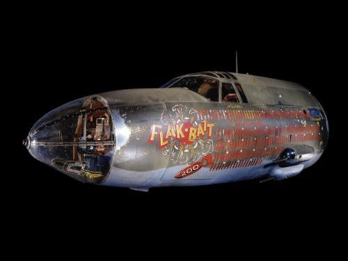 Martin B-26B Marauder Flak-Bait