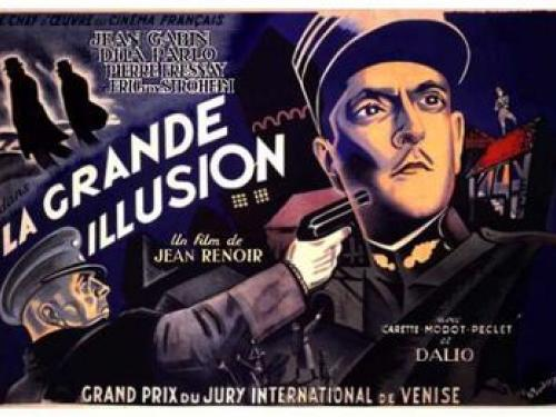 The Grand Illusion Promotional Material