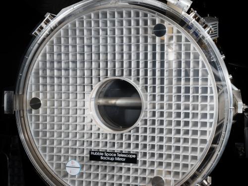 Hubble Space Telescope Backup Mirror