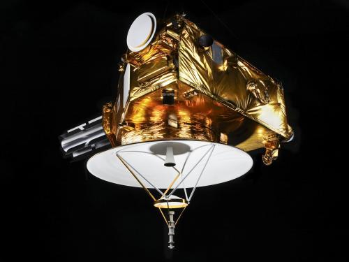 New Horizons Full-Scale Model