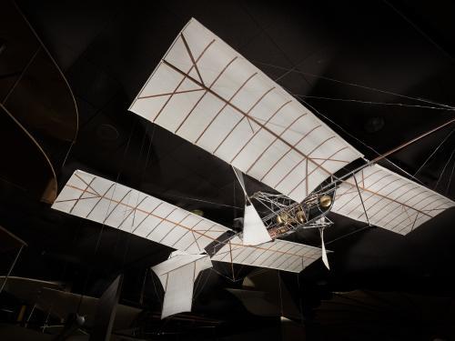 Langley Quarter-Scale Aerodrome at the Museum
