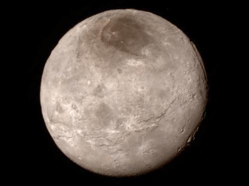 Pluto's Satellite Charon