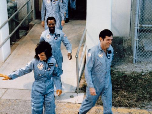 STS-51L Crew Members