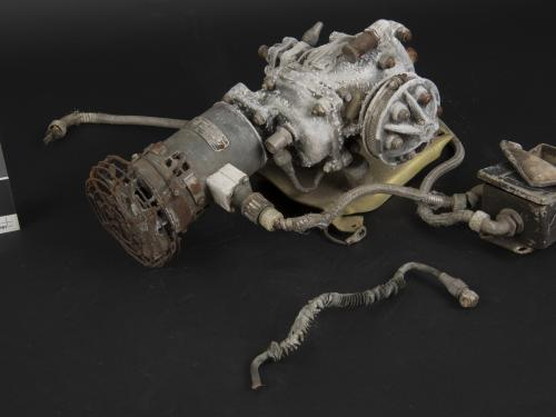 General Electric Compressor Components