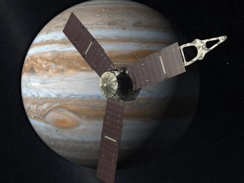 Juno Mission to Jupiter