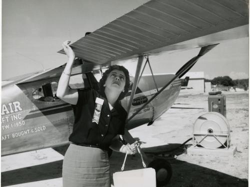 Pilot Margaret Callaway