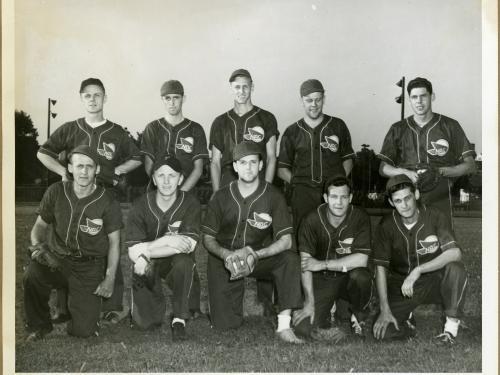 NAC Softball Team Portrait