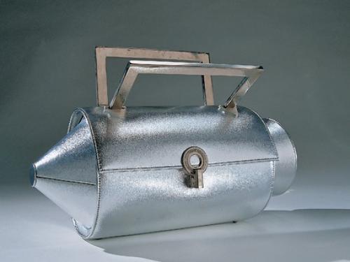 Apollo Memorabilia: Command Module Handbag