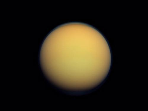 Saturn's Satellite Titan