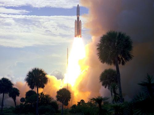 Viking 1 Launch