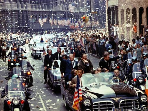 Apollo 11 Ticker-Tape Parade