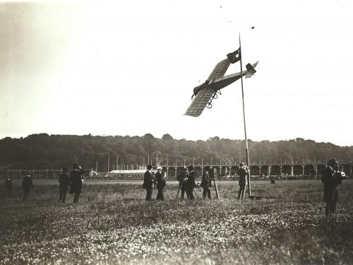 Early Exhibition Flying