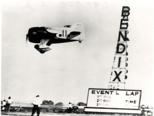 Doolittle and the 1932 Thompson Trophy race