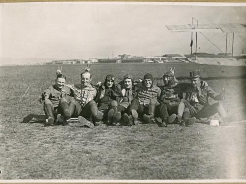 Austro-Hungarian Imperial and Royal Aviation Troops Fliegerkompagnie 27