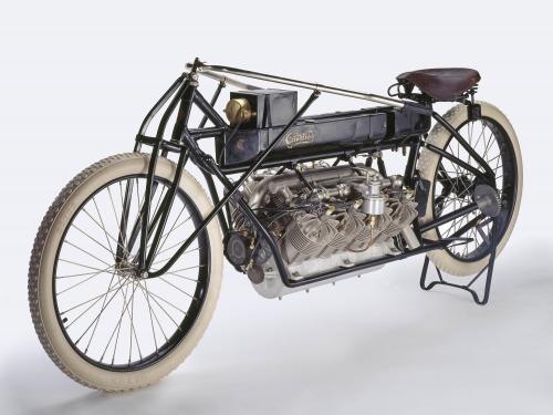 Cutiss V-8 Motorcycle