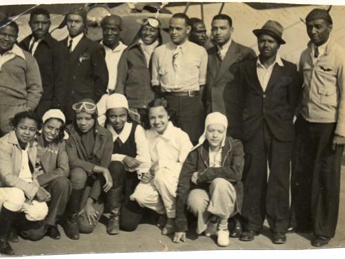Bessie Coleman Aero Club; William Powell