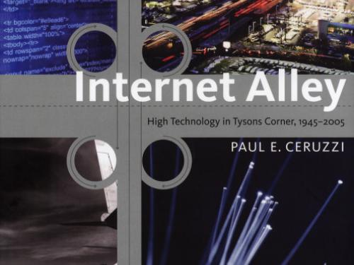 Book cover: Internet Alley