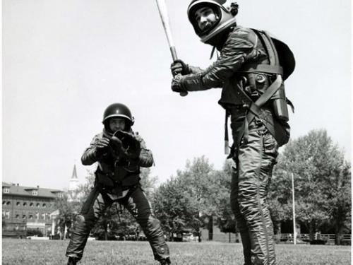 B.F. Goodrich Mark IV Spacesuit