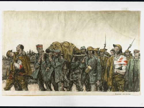 Prisoners and Wounded