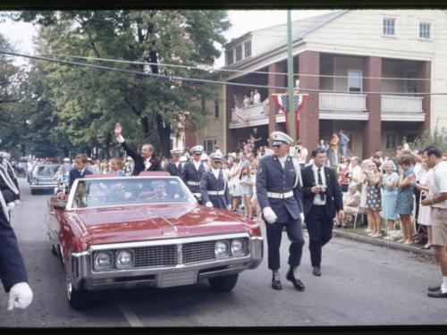 Neil Armstrong Wapakoneta Parade