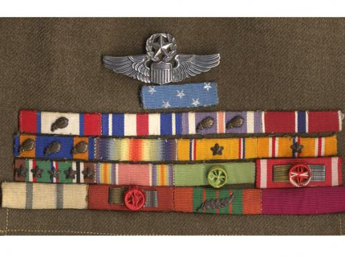 Lt. Gen. Jimmy Doolittle's Medal of Honor ribbon