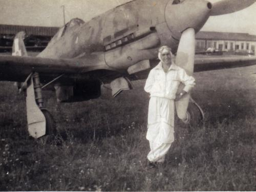 Felice Figus During World War II