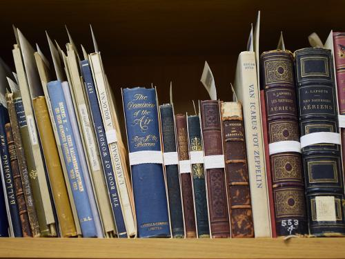 Ramsy Room Books