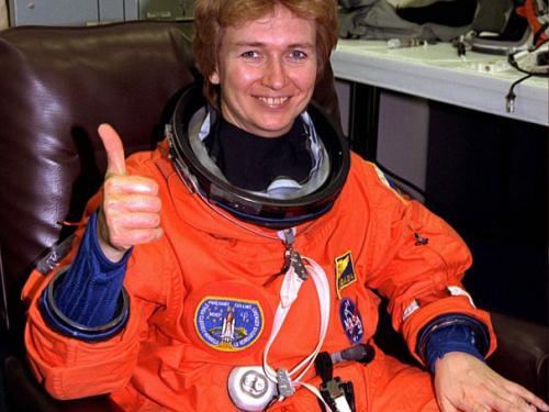 Cosmonaut Elena Kondakova