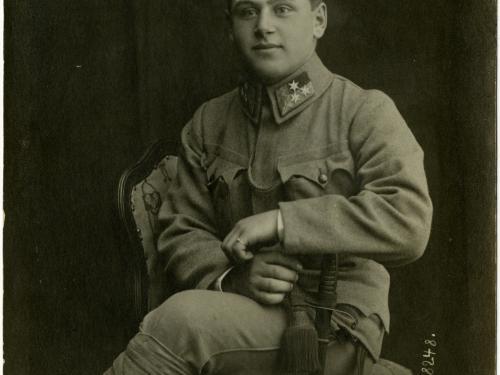 Days of Remembrance: World War I Aviator Dezsö Becker