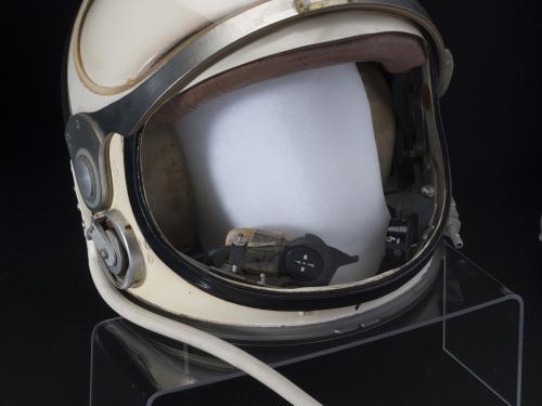John Glenn's Mercury Helmet