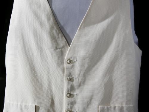 Gene Kranz's Apollo 13 Vest