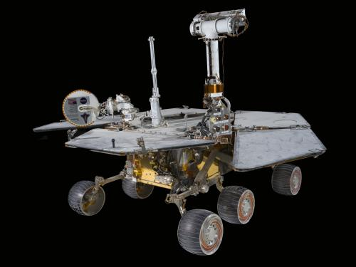 The Mars Exploration Rover (MER)