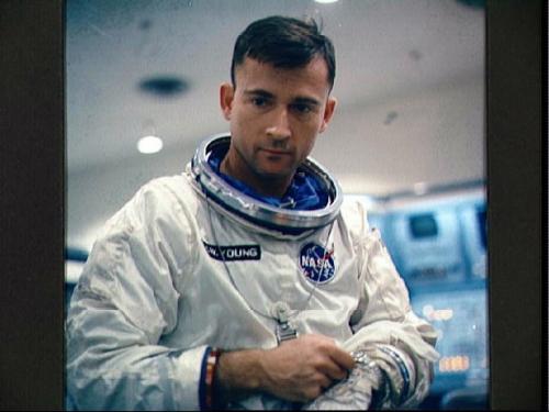 Astronaut John Young, 1965