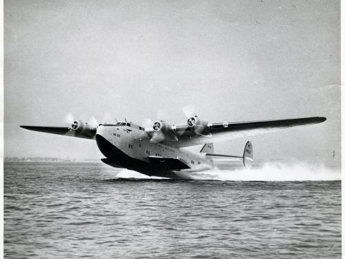 "Boeing Model 314 Clipper ""Atlantic Clipper"""