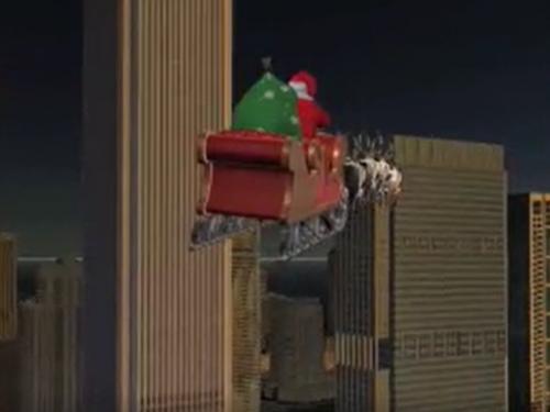 NORAD's Santa Tracker Locates Santa in Chicago