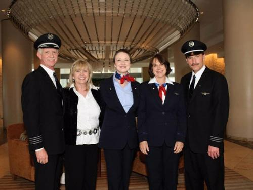 Crew of  US Airways Flight 1549