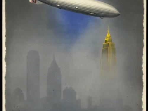 Hindenburg Poster