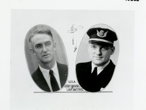 Henry Wacker and John Boettner