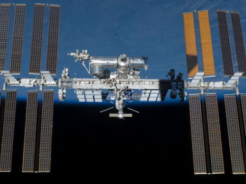 Final Configuration of the ISS