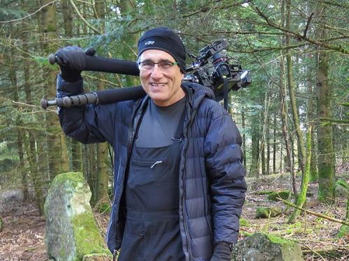 Photographer Jeff Gusky