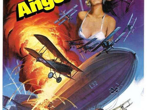 Hell's Angels:Hughes' Big Crash & Harlow's Big Break