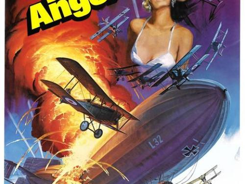 Hell's Angels: Hughes' Big Crash & Harlow's Big Break