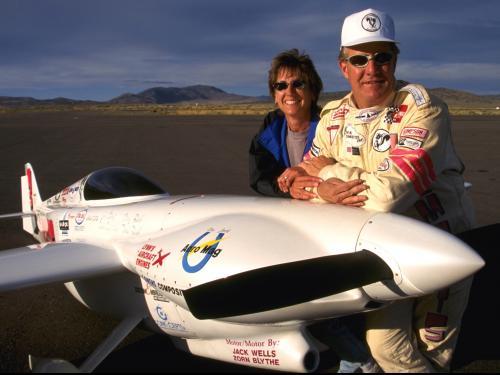 Jon and Patricia Sharp