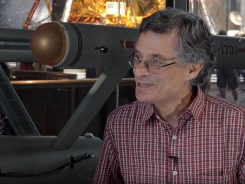 Marc Okrand Interview
